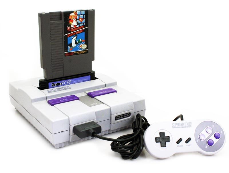 RetroPort SNES