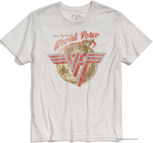 """ba7d0474ad42 The latest in fashion, the oversized Eddie Van Halen """"Eruption"""" Boxy Dolman  Tee is the epitome of a stylish, relaxed look:"""