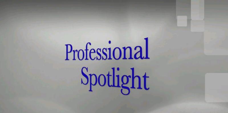 Professional Spotlight