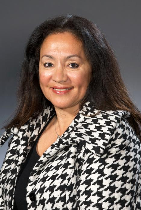 Chancellor-Elect Betty Rosa