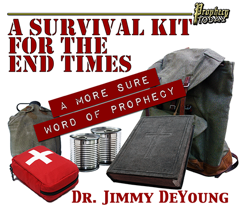 A Survival Kit for the End Times CD Series