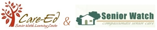Care-Ed & Senior Watch logo