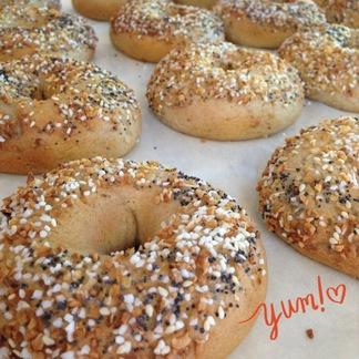 Gluten-Free Everything Bagel