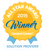 Constant Contact 2015 All Star