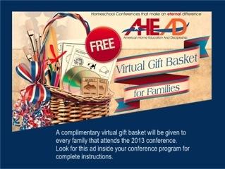 Gift Basket ad