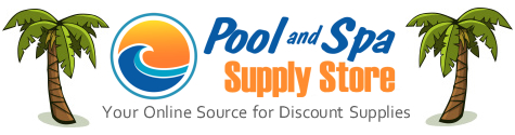 Pool and Spa Supply Store Logo