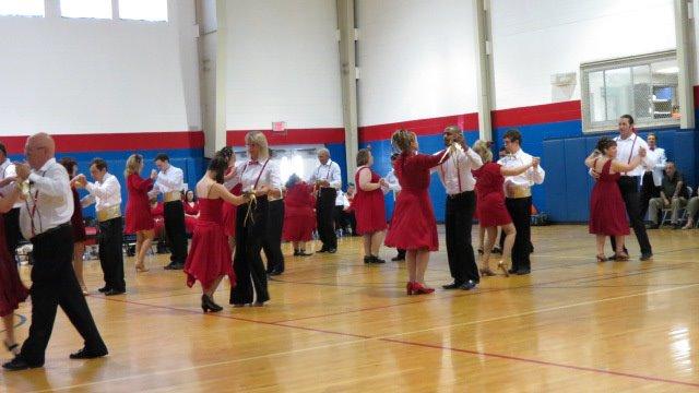 SP-Ballroom Showcase Fall 2011