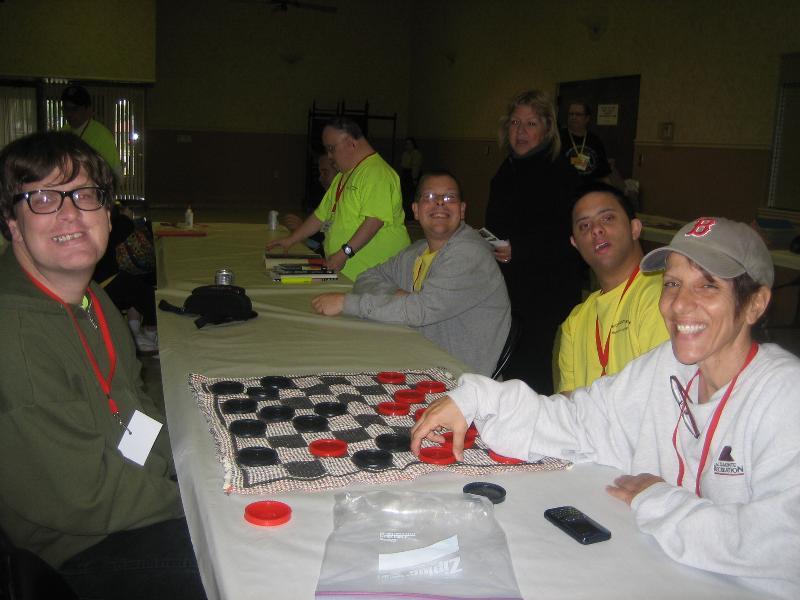 SP-2011 Winter Camp