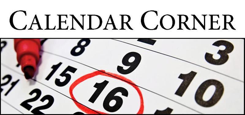 Calendar Corner
