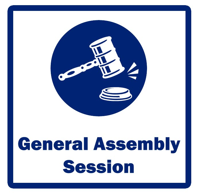 General Assembly Session News