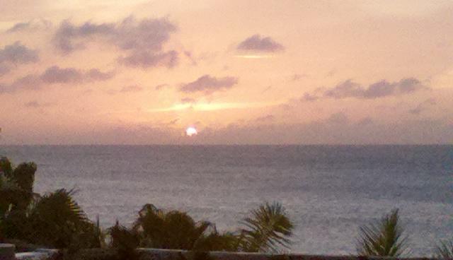 Aruba sunset '11