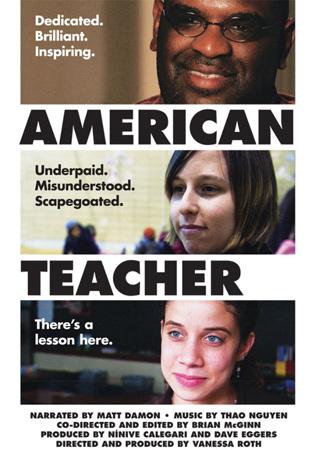 American Teacher Thumbnail