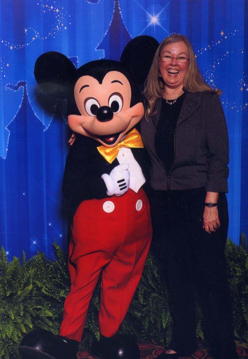 Sandy B - Disney Planet Challange