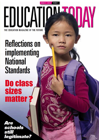 Education Today Cover