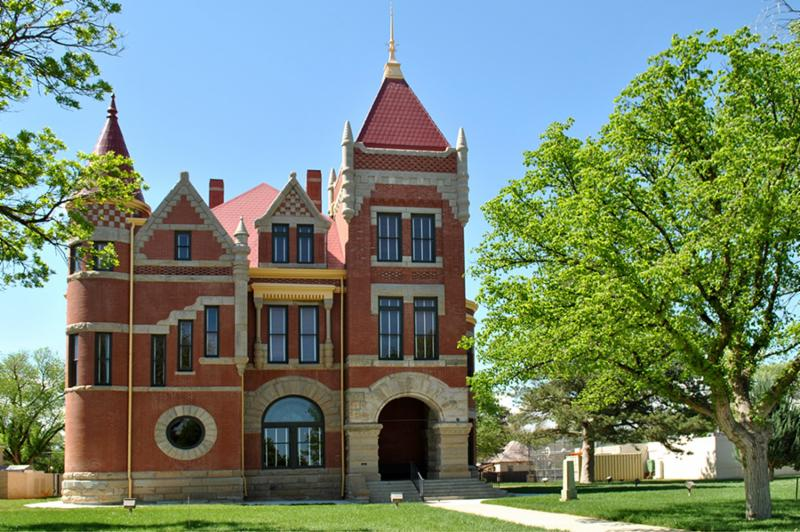 Donley County Courthouse, Clarendon, Texas