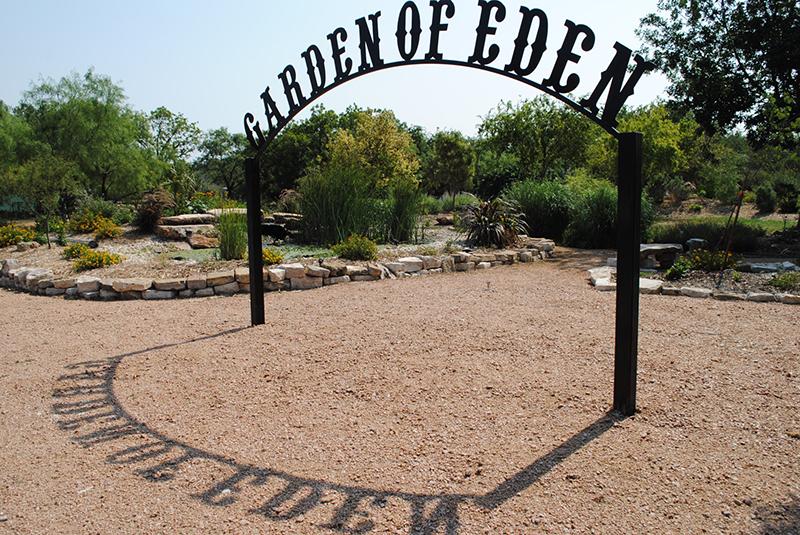 Garden of Eden_ Texas