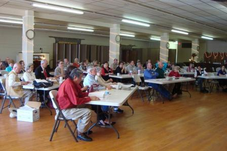 QP Meeting in Quanah