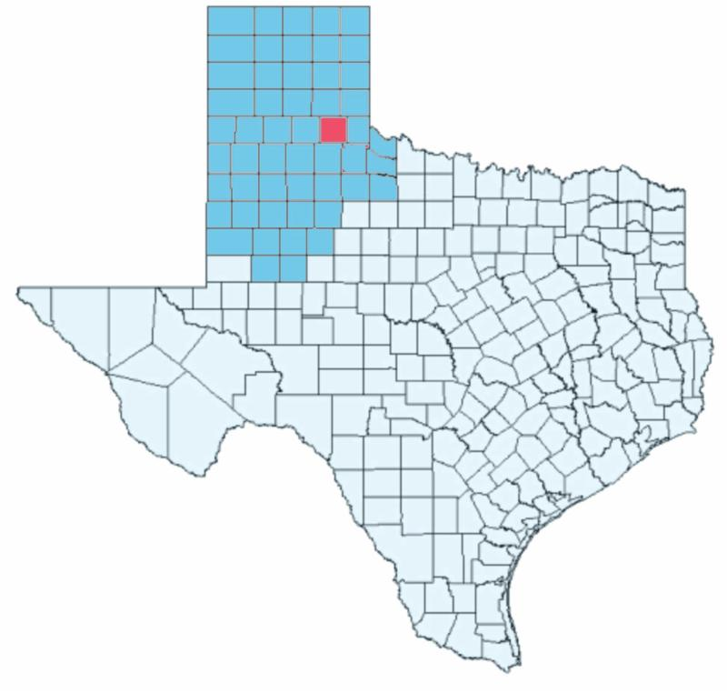 Hall County, Texas