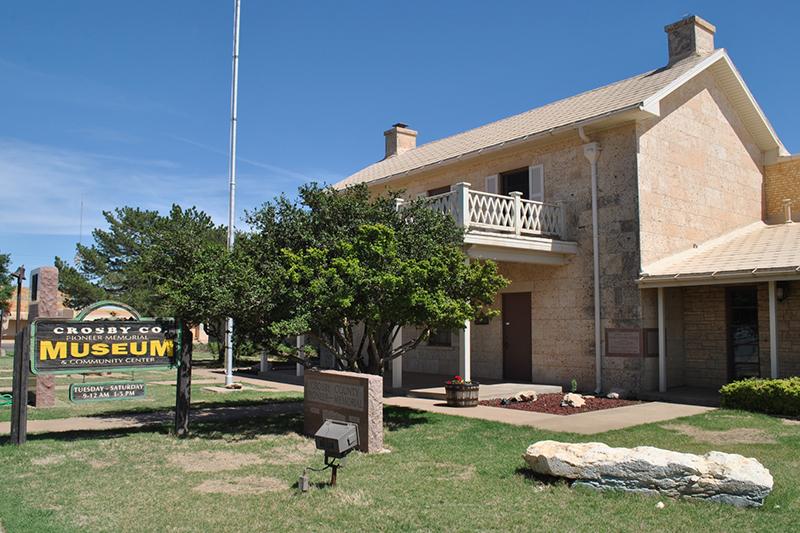Crosby County Pioneer Museum