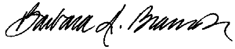 Brannon signature