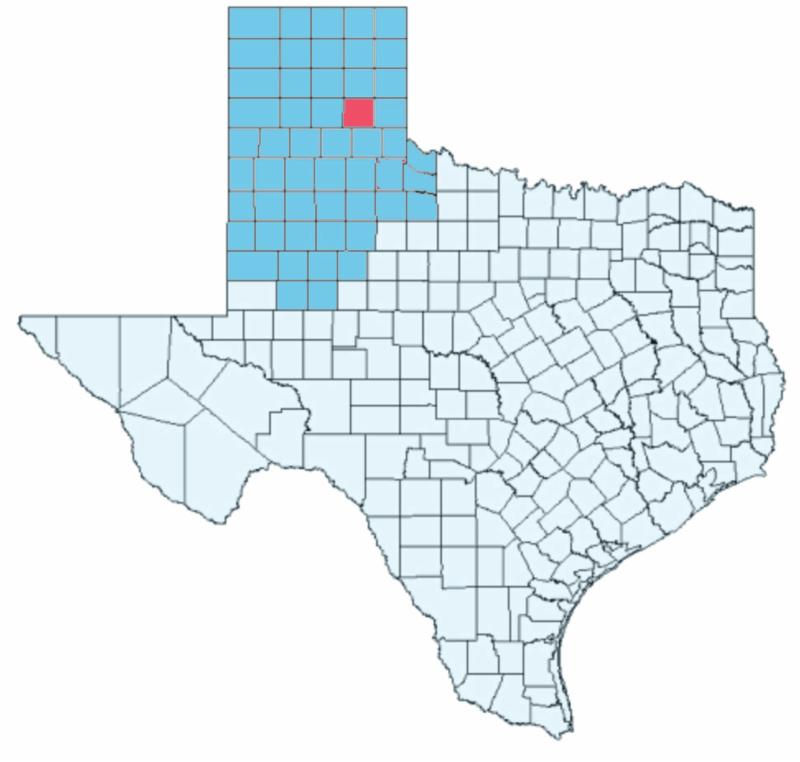 Donley County, Texas