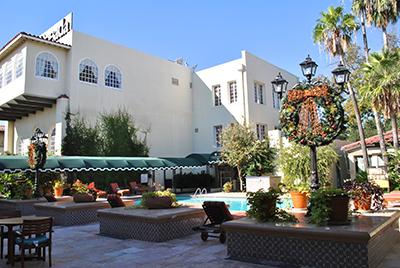 La Posada Hotel_ Laredo