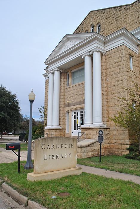 Carnegie Library_ Ballinger_ Texas