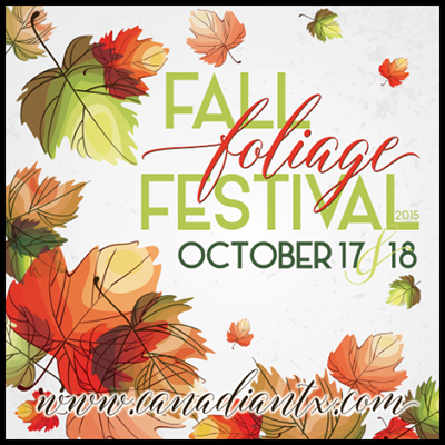 Fall Foliage Festival, Canadian
