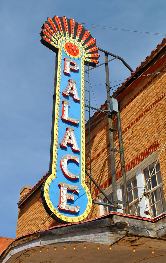 Palace Theater, Spur