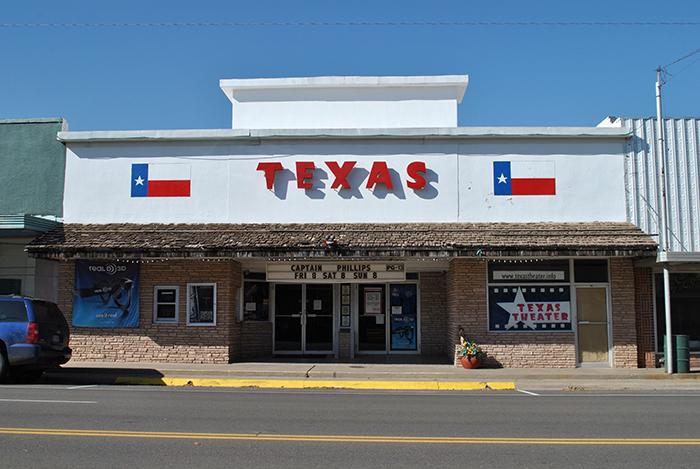 Texas Theater_ Shamrock