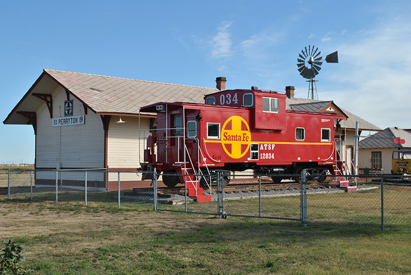 Museum of the Plains_ Perryton_ Texas