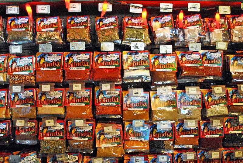 Spices_ La India
