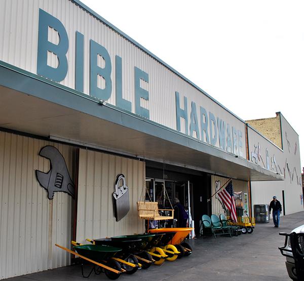 Bible Hardware_ Abilene