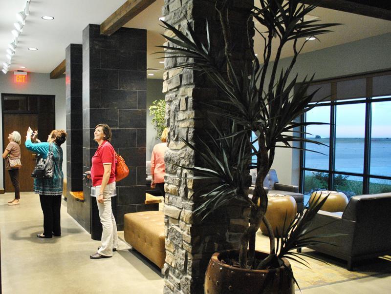 Lounge, Dalhart Municipal Airport