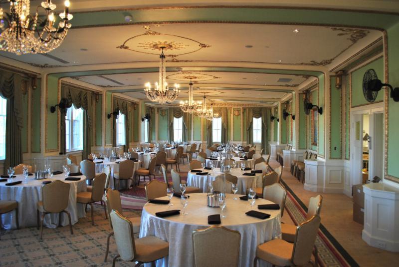 Hotel Settles ballroom