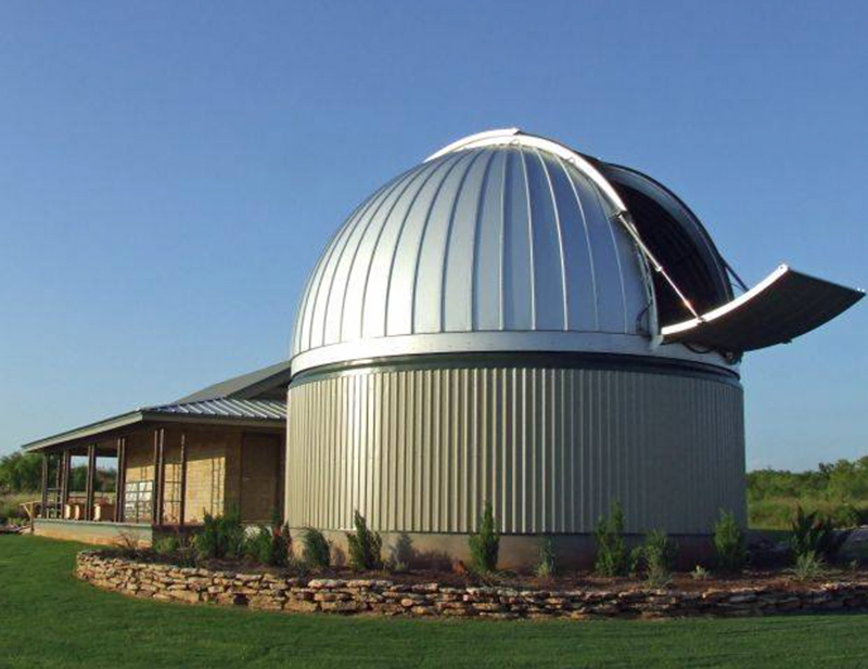 Telescope at Three Rivers Science Foundation