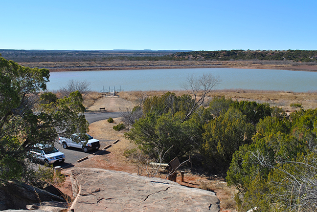 Copper Breaks State Park, Quanah, Texas