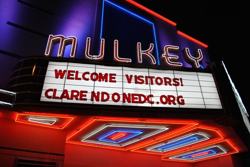 Mulkey Theatre, Clarendon