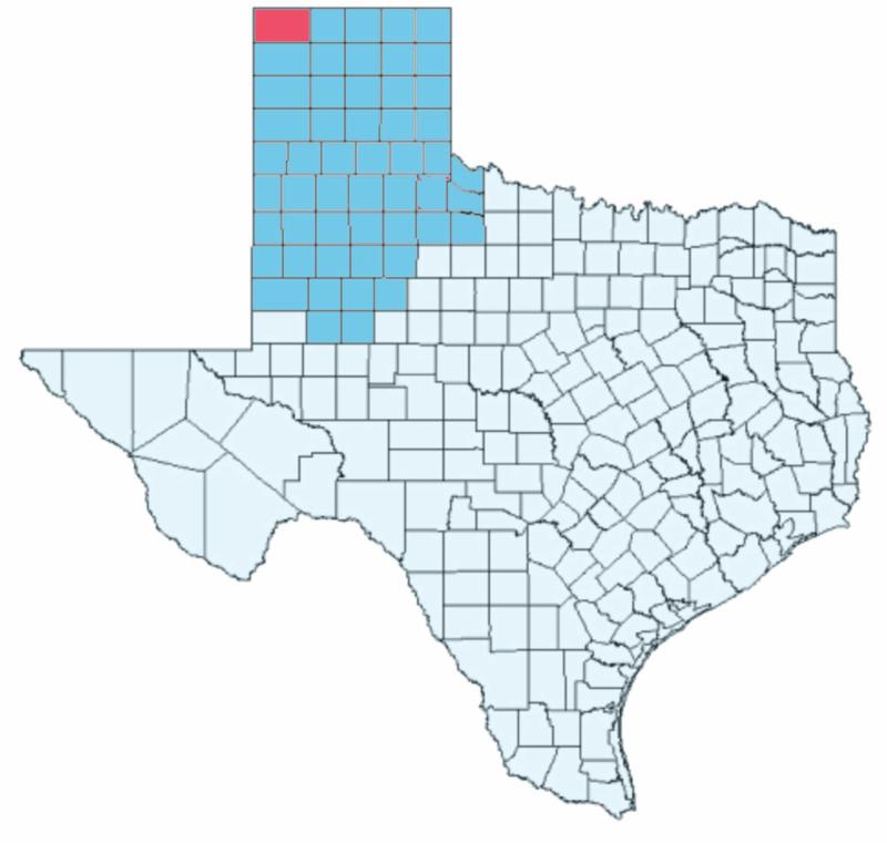 Dallam County, Texas