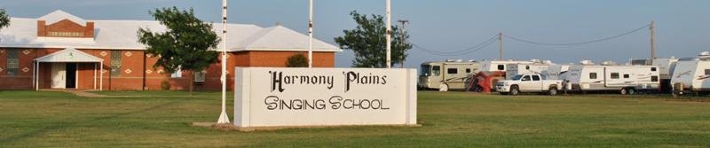 Harmony Plains Singing School, Cone