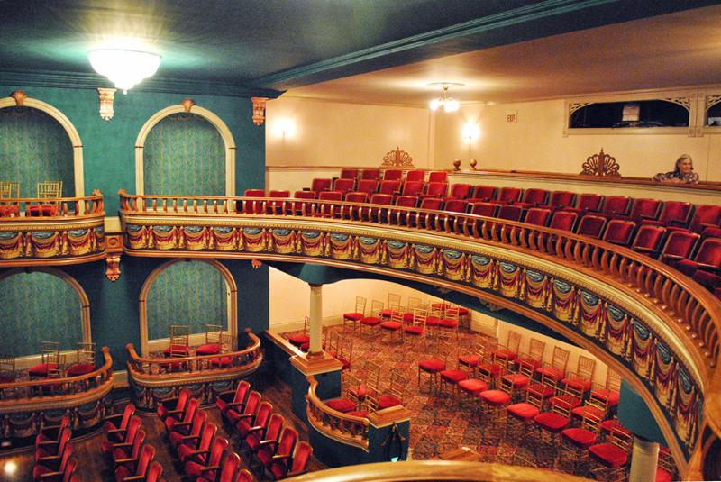 La Rita Performing Arts Theatre, Dalhart