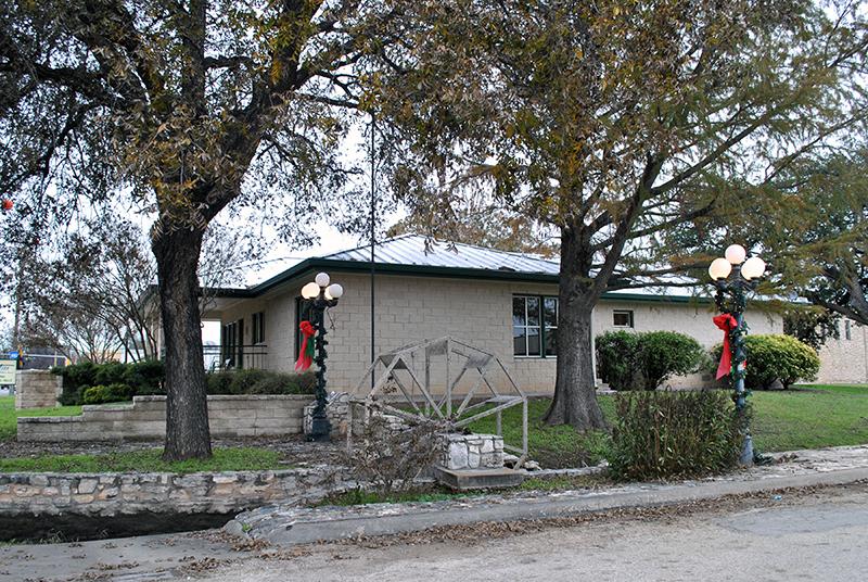 Historic Ditch Walk_ Menard_ Texas