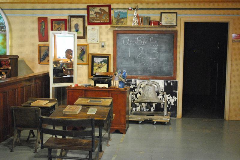 Canadian River Pioneer Museum