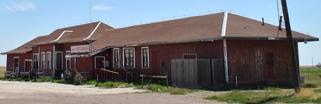 Medicine Mound Depot Restaurant