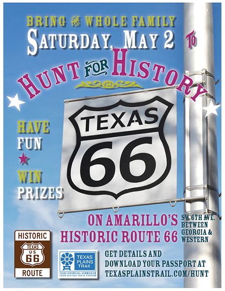 Hunt for History on Amarillo's Historic Route 66