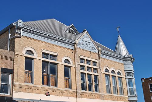 Jenny Slaughter Briscoe Opera House_ Uvalde_ Texas