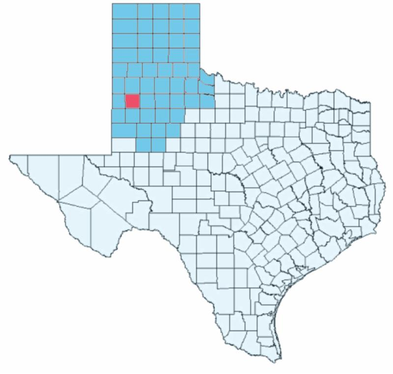 Hockley County, Texas