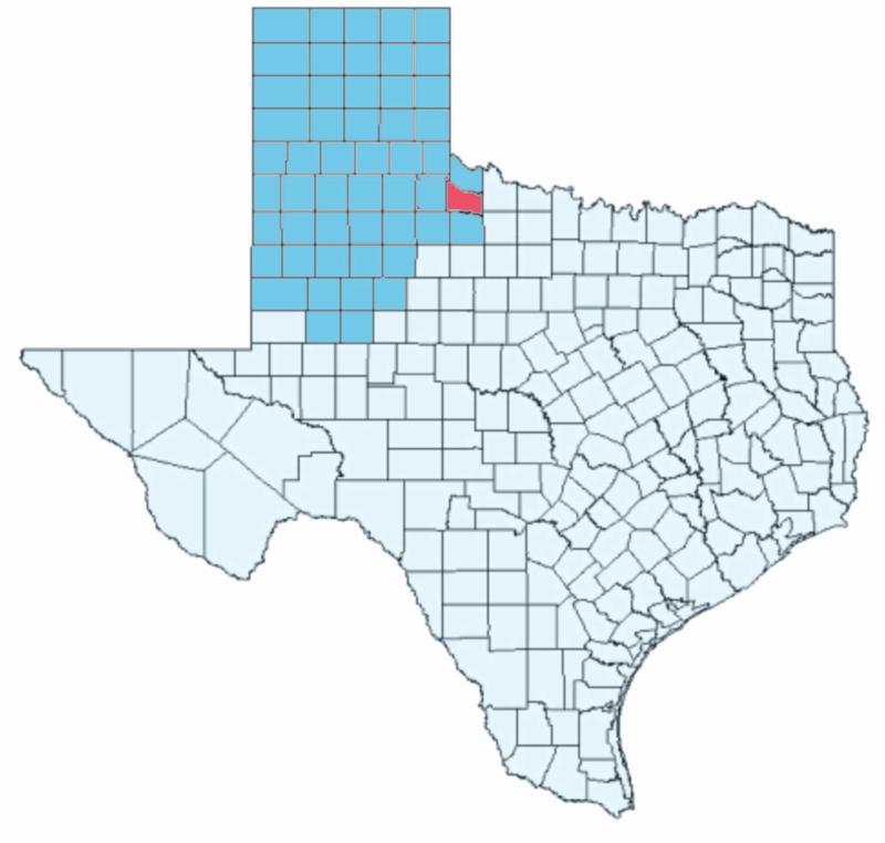 Foard County, Texas
