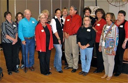 TPTR Members at QP meeting