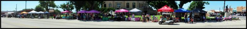 Foard County Fair on the Square 2015